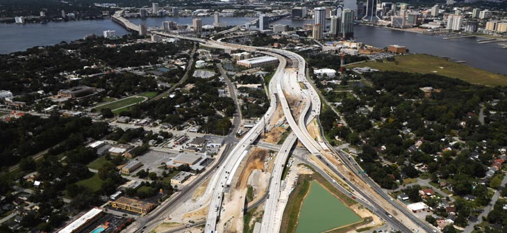 Picture of I-95 Overland Bridge Project.